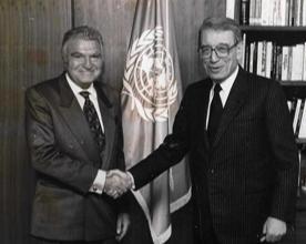 Boutros Boutros Ghali, Γενικός Γραμματεύς OHE (1992 - 1996)